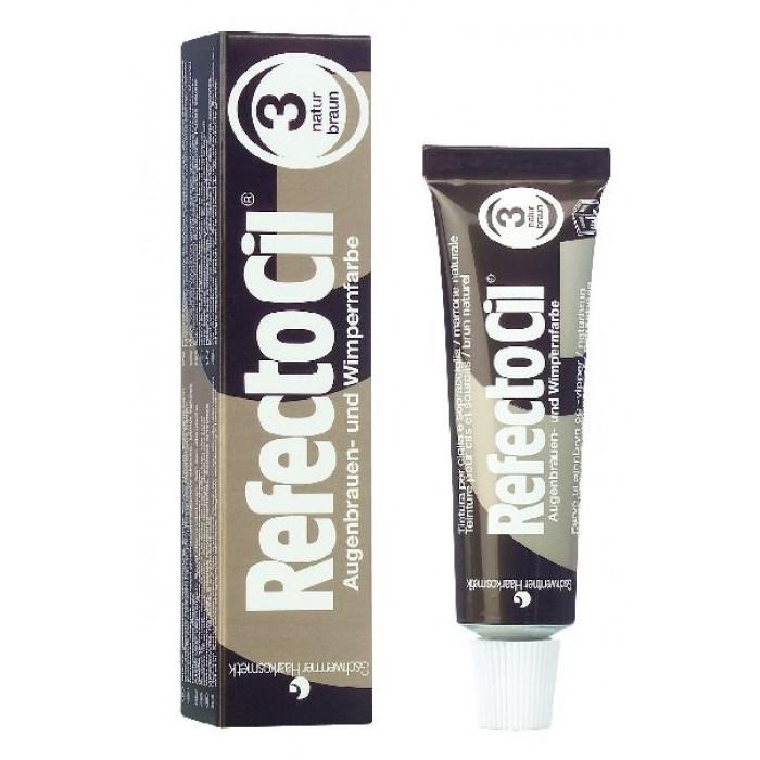 RefectoCil silmavärv, pruun