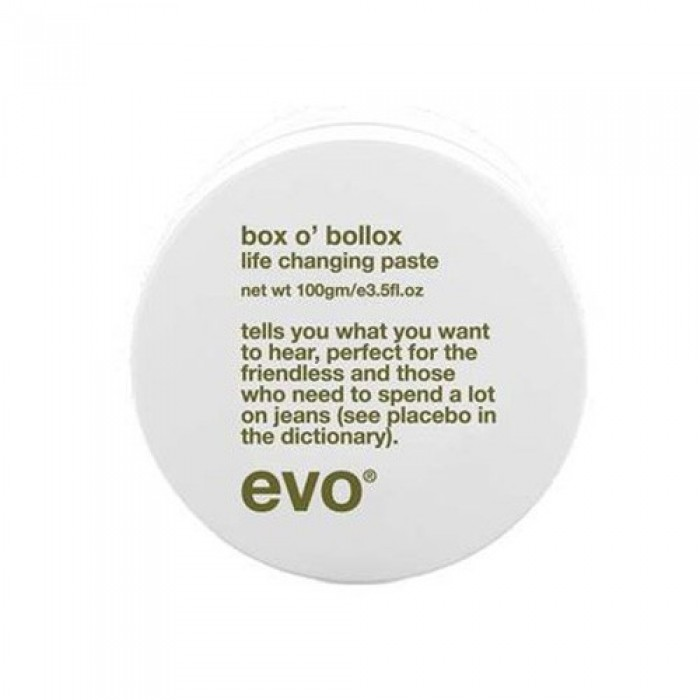 Evo box 0´bollox tekstuuripasta 90ml