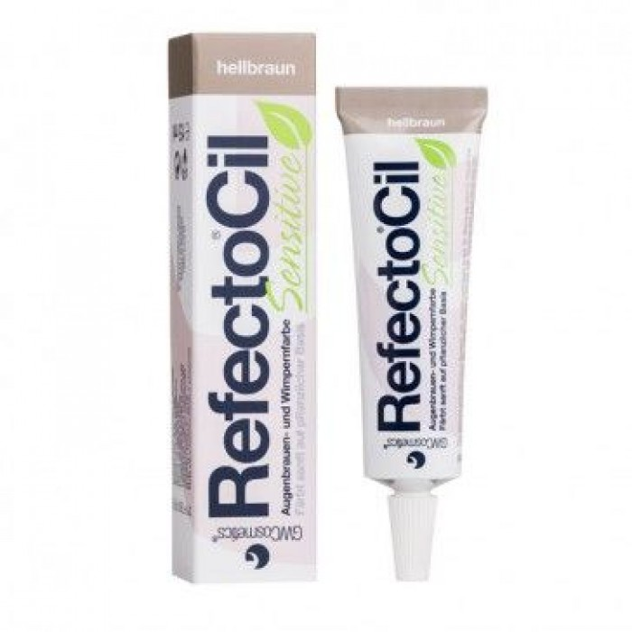 RefectoCil Sensitive helepruun 15ml