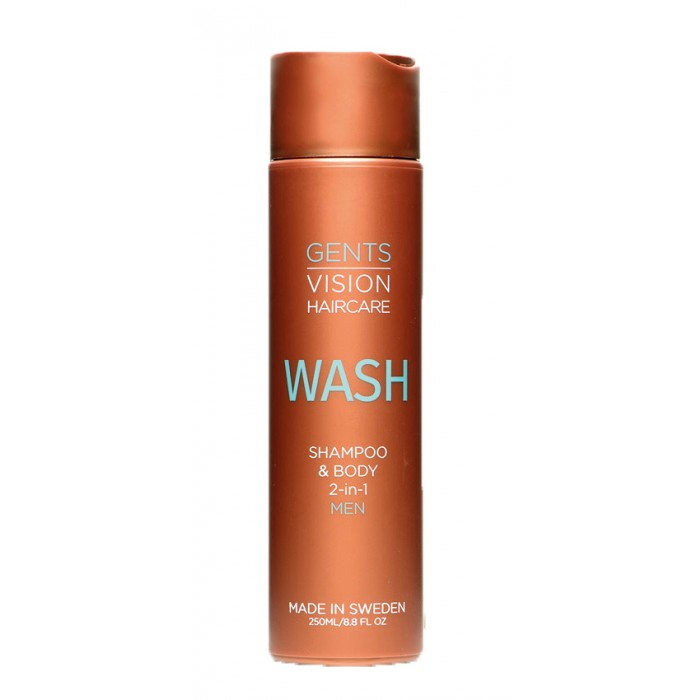Vision Haircare Gents Wash 2in1  250ml