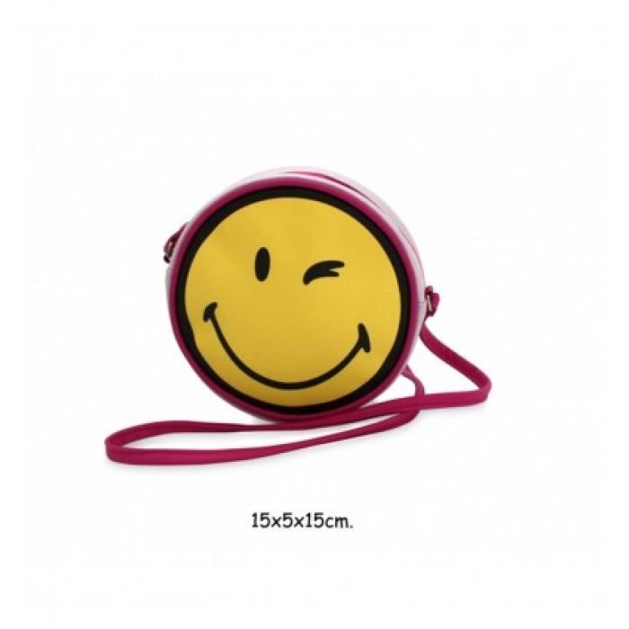 Smiley õlakott väike