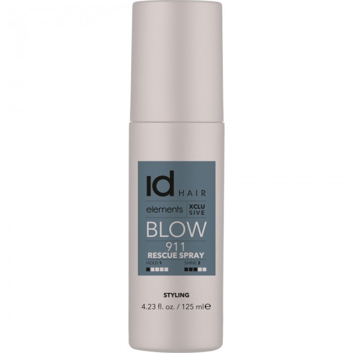 IdHair Elements Xclusive 911 Rescue Spray 125ml