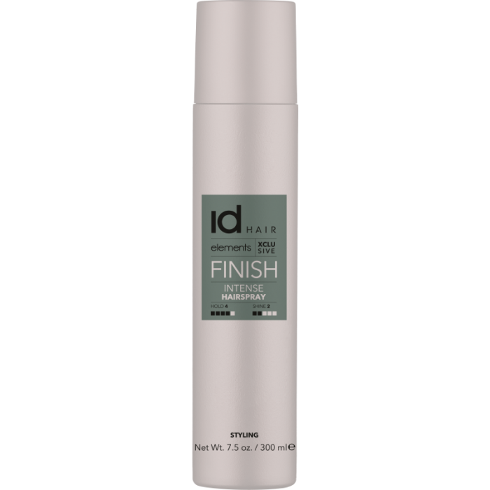 IdHair Elements Xclusive Finish Intense Hairspray 300ml