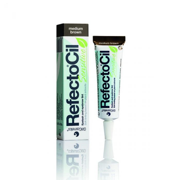 RefectoCil Sensitive pruun 15ml