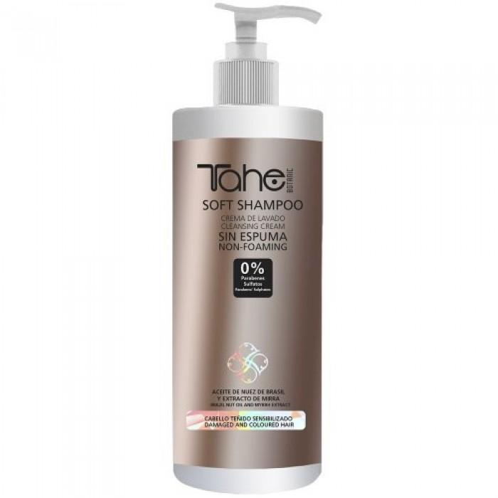 TAHE kreem-šampoon värvitud juustele 400 ml