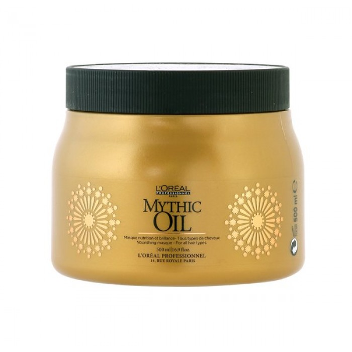 Loreal Mythic OIL mask 500ml