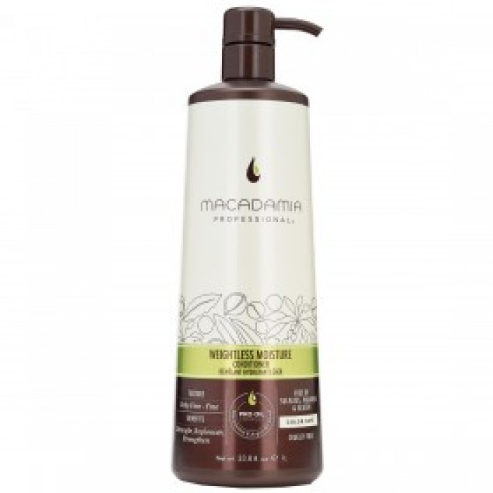 MACADAMIA Weightless Moisture palsam 1000ml