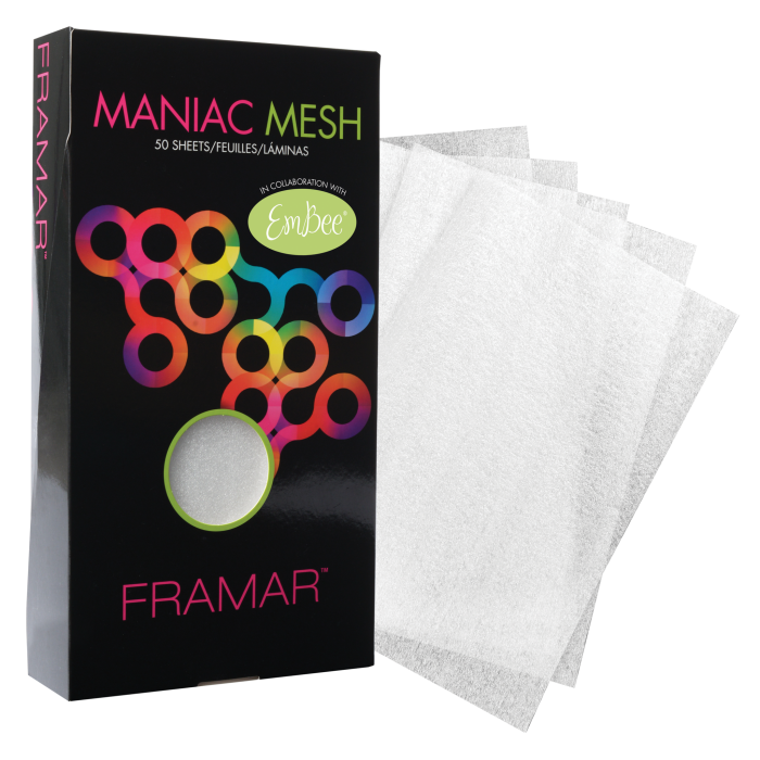 Framar Maniac Mesh Color Blocking Salgupaberid 50tk pakis