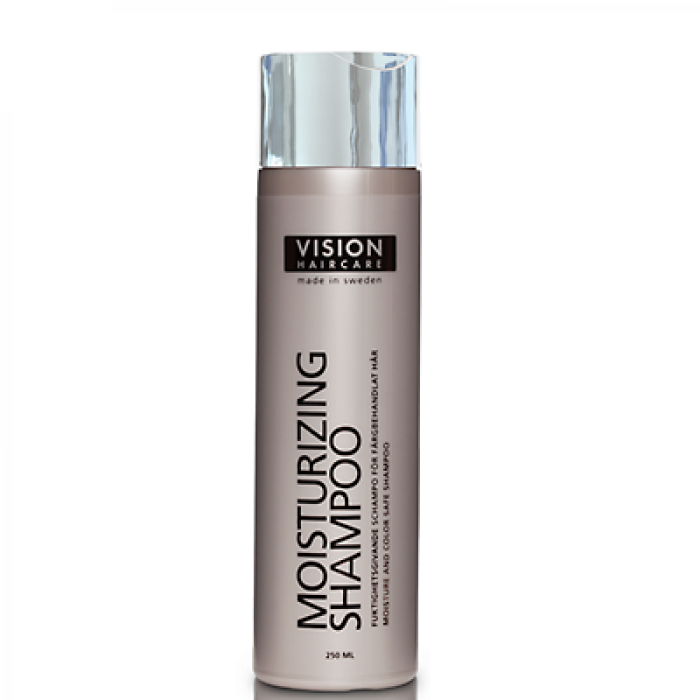 Vision Haircare Moisturizing Shampoo 250ml