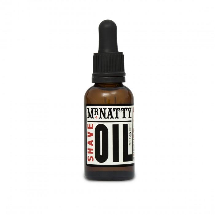Mr.Natty Shave oil - raseerimisõli 30ml