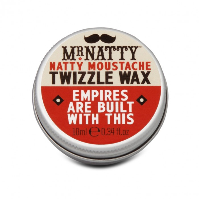 Mr.Natty Moustache Wax - vuntsi vaha 10g