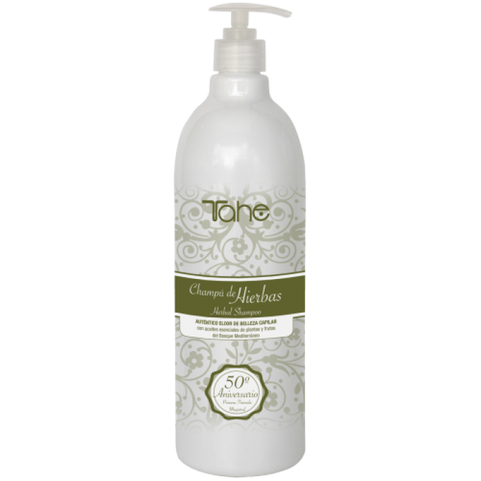 TAHE Herbal Shampoo 1000 ml