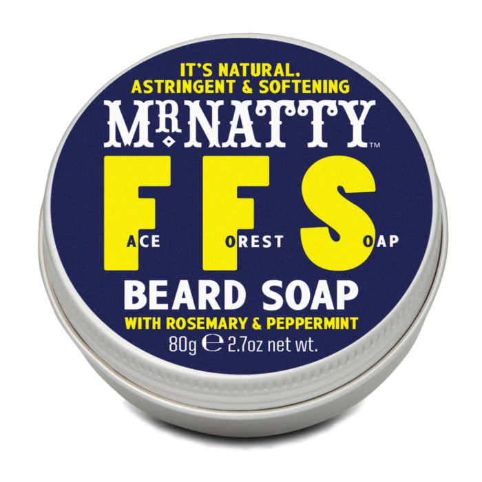 Mr.Natty FFS Beard Soap - habemeseep 80g