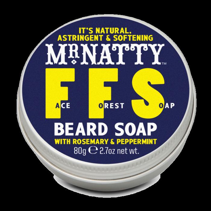 Mr.Natty FFS Beard Soap - habemeseep 80g