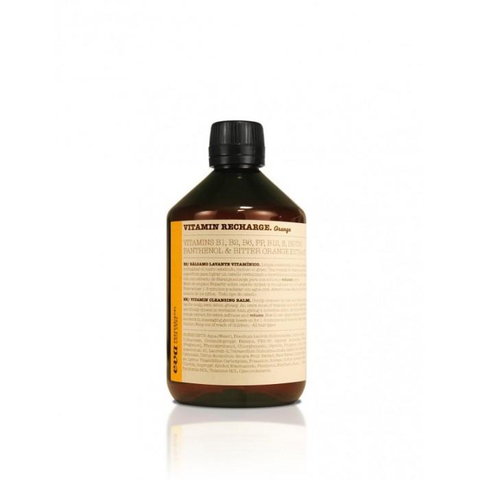 Eva Professional Vitamin Recharge Cleansing Balm Orange 500ml