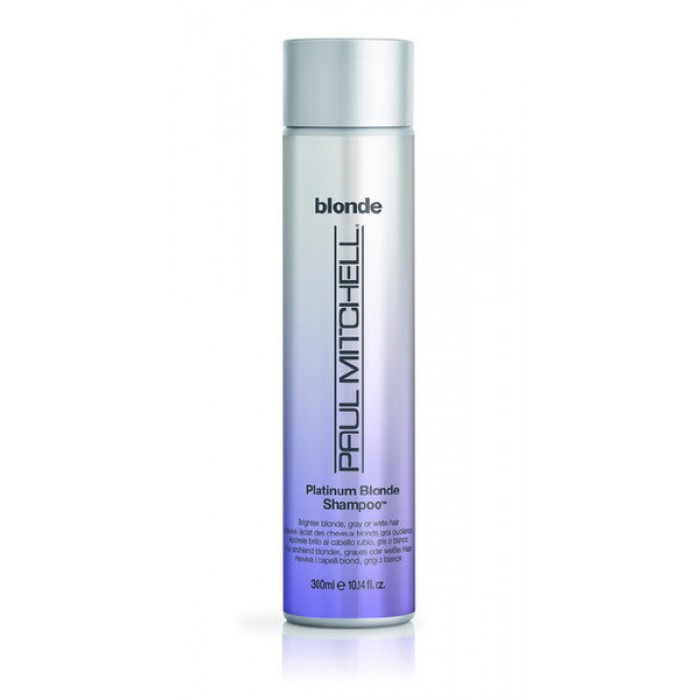 PM Platinum blonde Shampoo 300ml