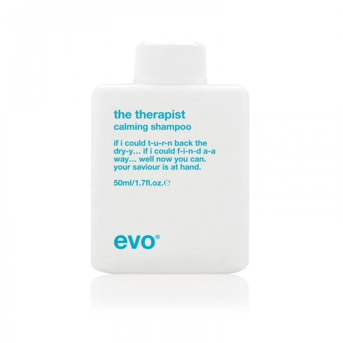 Evo Calm The Therapist Calming Shampoo 300ml