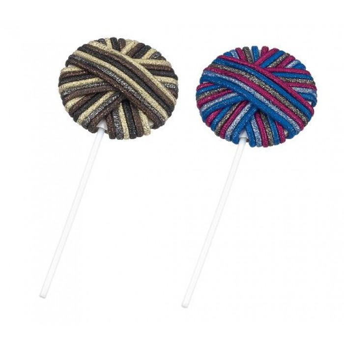 Sibel Lollipop Elastic Bands 24pcs