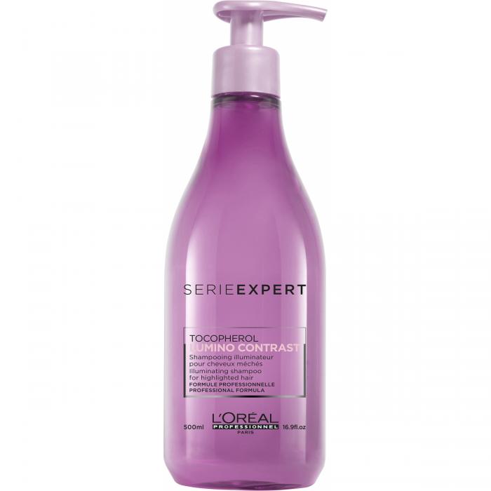 Loreal Lumino Contrast Shampoo 500ml