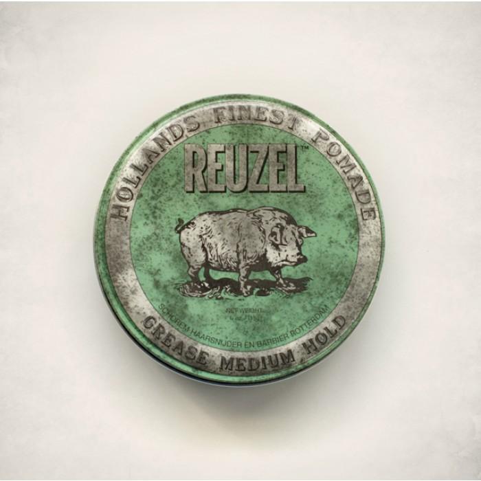 REUZEL Medium Hold Grease Green 113g