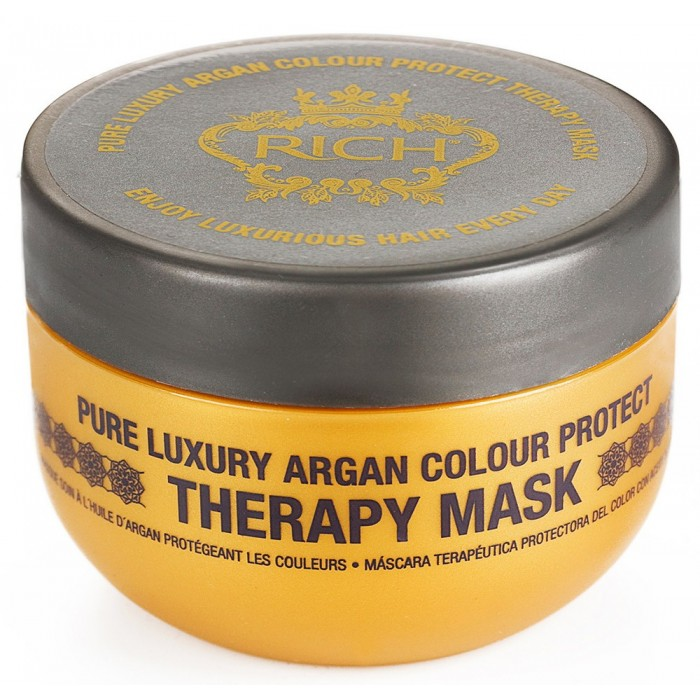 RICH Luxury Argan Colour Protect Mask 200ml
