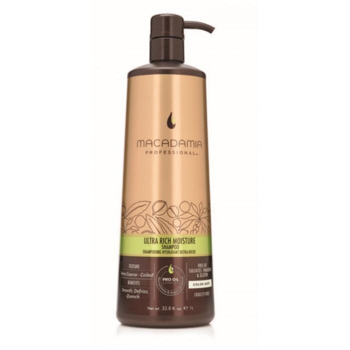 MACADAMIA Ultra Rich Moisture shampoon 1000ml