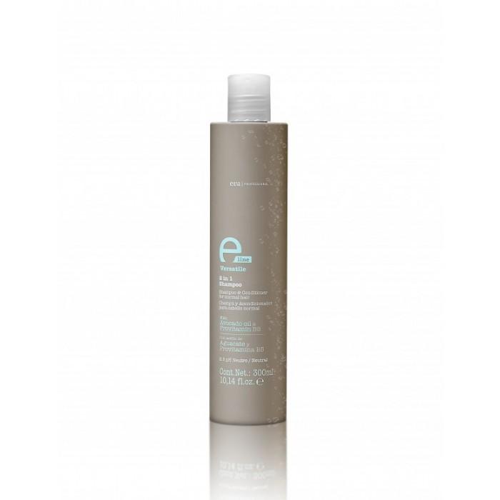 Eva Professional E-line Versatile 2in1 Shampoo 300ml