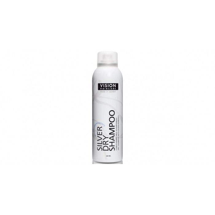 Vision Haircare  Silver Dry Shampoo 200ml