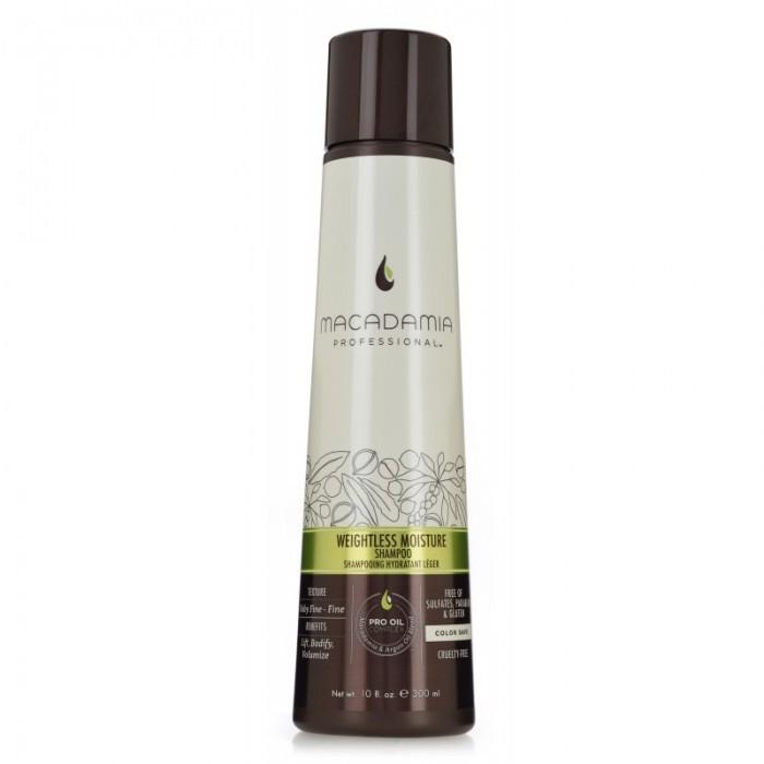 MACADAMIA Weightless Moisture shampoon 100ml