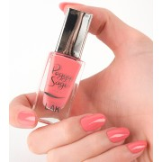 Nail lacquer Forever LAK orange crush 8004
