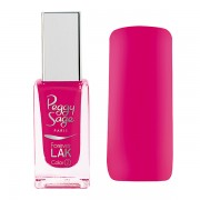 Nail lacquer Forever LAK peony pink 8010