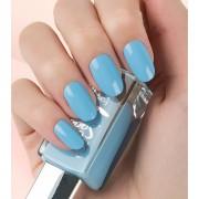 Nail lacquer Forever LAK blue crush 8027