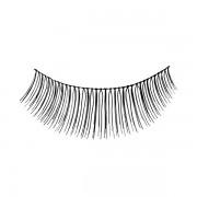 Pre-glued false eyelashes tender
