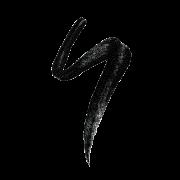 Long-wear ultra-matte eyeliner noir