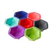 Sibel värviliste kausside komplekt