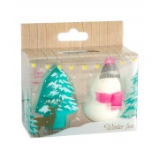 Peggy Sage Set Of 2 Make-up Sponges Winter Fun