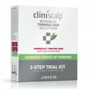 JOICO CLINISCALP 3 STEP KIT FOR CHEMICALLY TREATED HAIR ADVANCED STAGE