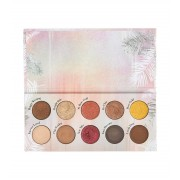 Peggy Sage 3D Metal Eye Shadows Palette10x1,6g