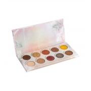 Peggy Sage 3D Metal Eye Shadows Palette10x1,6g
