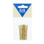 juukseklamber laineline kuldne 45mm