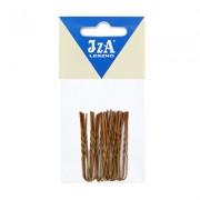juukseklamber laineline pruun 45mm