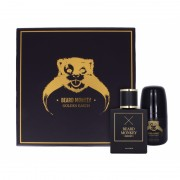 Beard Monkey Golden Earth Gift Set Roll-on Deo 50ml+ EDP 50ml