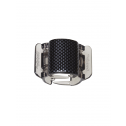 Juukseklamber must-hall ruudustik MIDI