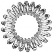 Juuksekumm spiraal, värvitu 3tk/pk