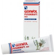 Gehwol Fusskraft Red 125ml kuivale nahale