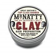 Mr.Natty Clay - matt viimistlussavi 100ml