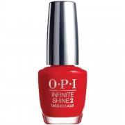 OPI Unequivocally Crimson Inifinite Shine 15ml