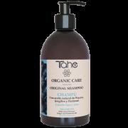 TAHE Organic Shampoo õhukestele juustele 500ml