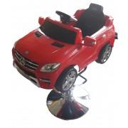 Laste klienditool punane Mercedes