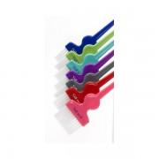 Sibel värviliste pintslite komplekt